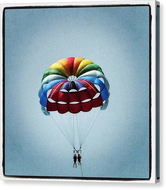 Balloons Canvas Print - #love #igers #iphone #instagood by Chris Edmond