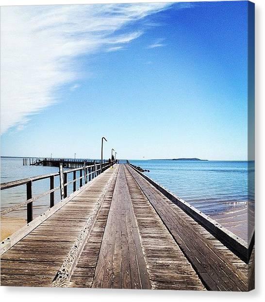 Toyota Canvas Print - #paradise #seeaustralia #tourism by Tony Keim