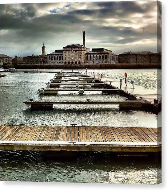 Marinas Canvas Print - Instagram Photo by James Peto
