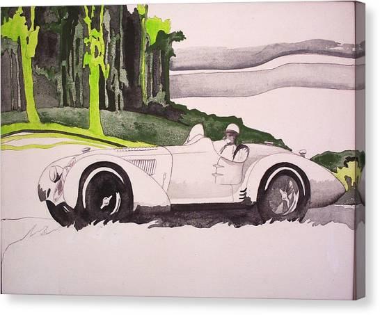 36 Alfa  Canvas Print