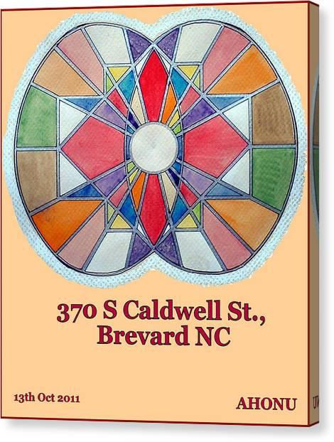 370 S Caldwell St Canvas Print