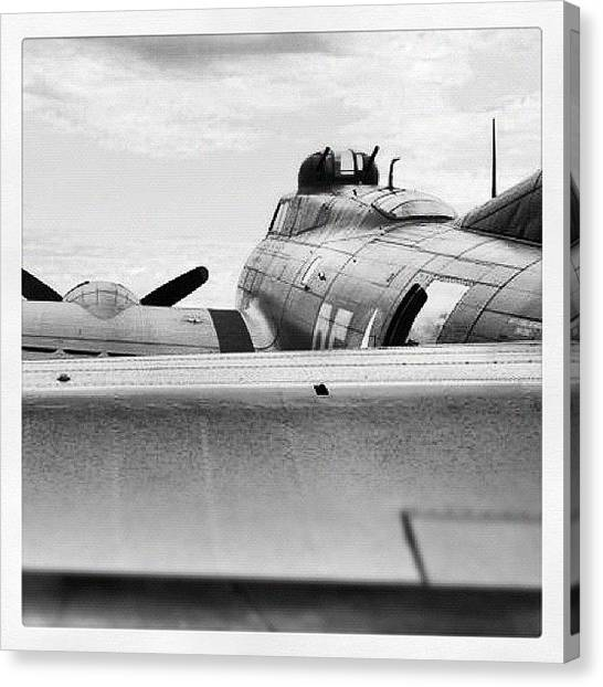 World War Ii Canvas Print - Instagram Photo by Markus Kantonen