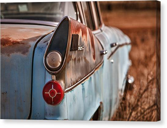 Studebaker President Canvas Print by Richard Steinberger
