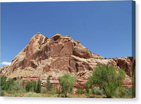 Capitol Reef National Park Canvas Print by Southern Utah  Photography
