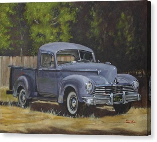 '47 Hudson Canvas Print