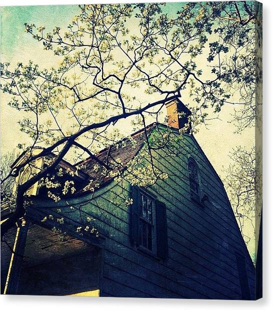 Dutch Canvas Print - Brooklyn's Pre-colonial Homestead by Natasha Marco