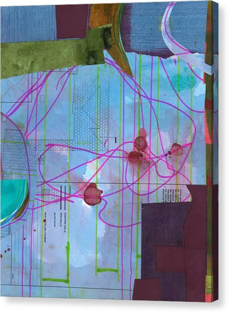 Untitled Canvas Print by Alexandra Sheldon