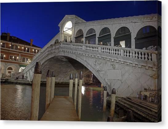 Polo Canvas Print - Venice by Joana Kruse