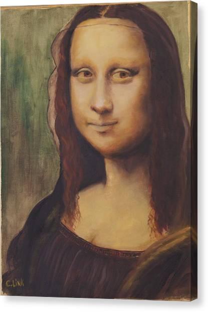 500 Years After Davinci Canvas Print
