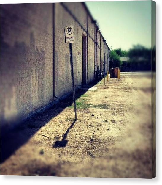 Railroads Canvas Print - #sports #photography #funny #art by Adam Snow