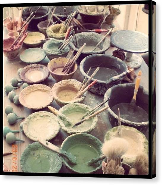 Supplies Canvas Print - Instagram Photo by CactusPete AZ