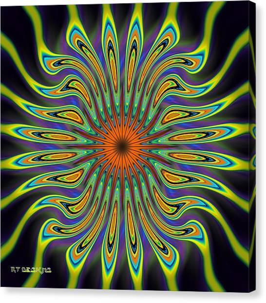677 Canvas Print by Rick Thiemke