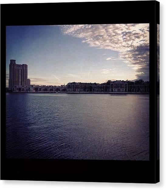 Maryland Canvas Print - Instagram Photo by Brian Morton