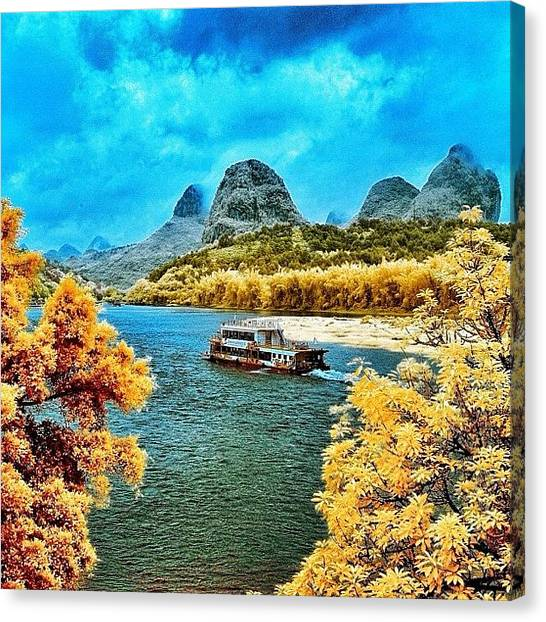 Natureonly Canvas Print - Instagram Photo by Tommy Tjahjono