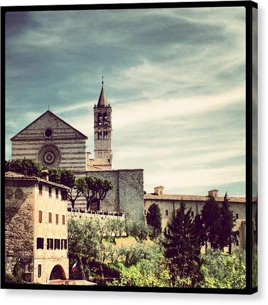 Retro Canvas Print - Instagram Photo by Luisa Azzolini