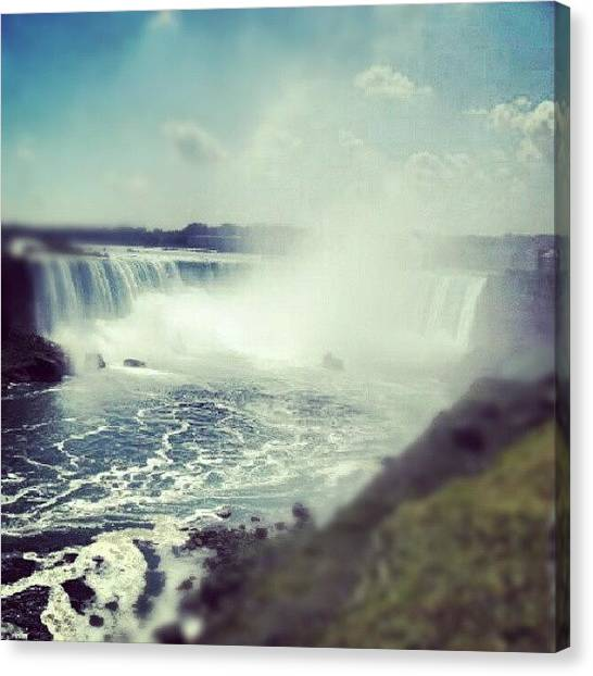Ontario Canvas Print - Instagram Photo by Kirky Monsterwicz