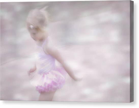 A Fleeting Memory  Canvas Print