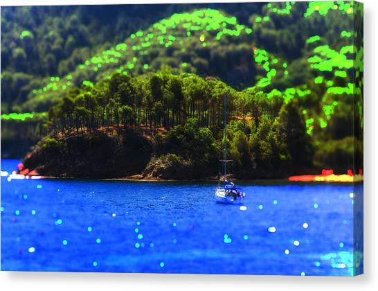 A Taste Of Elba Island - A Place Of My Dreams - Un Posto Da Sogno - Ph Enrico Pelos Canvas Print