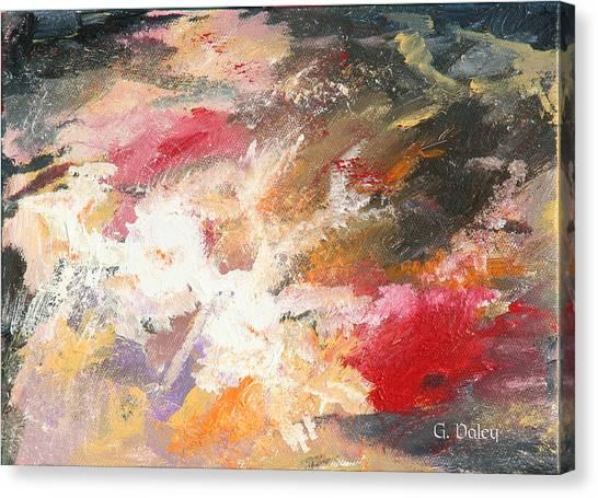 Abstract No 2 Canvas Print