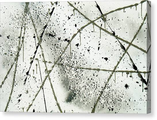 Abstract Remnants Of The Big Bang Canvas Print