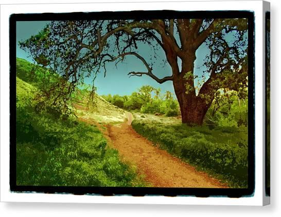Ahmanson Ranch Calabasas 2 Canvas Print by Noah Brooks