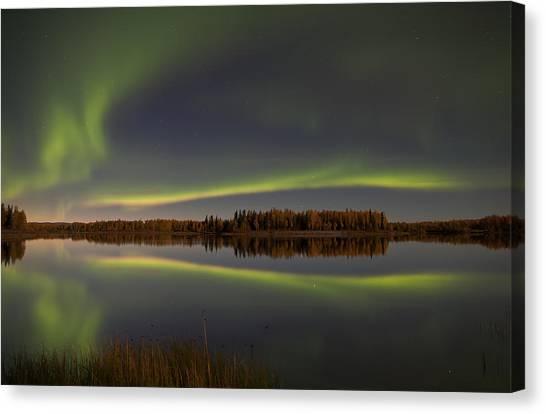 Alaska Delight Canvas Print