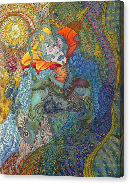 Alegria Canvas Print