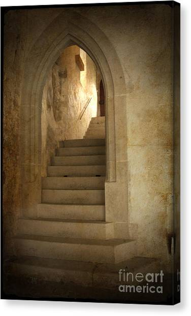 All Experience Is An Arch Canvas Print