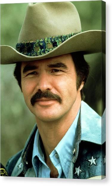 Burt Reynolds Canvas Print - All-star Party For Burt Reynolds, Burt by Everett