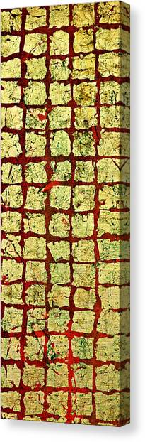 All That Glitters 2 Canvas Print by Rita Bentley