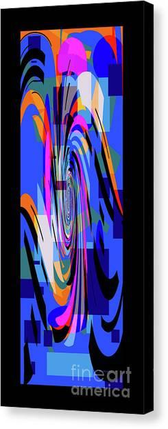 Alleah 01 Canvas Print