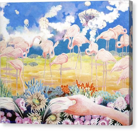 Allegro Andante Canvas Print