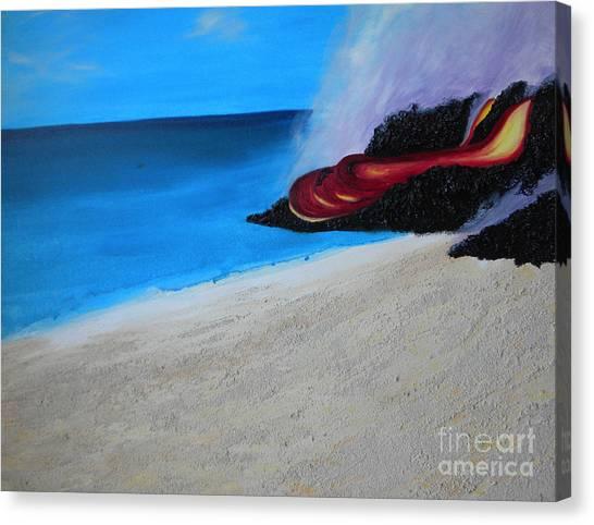 Canvas Print - Aloha by Silvie Kendall