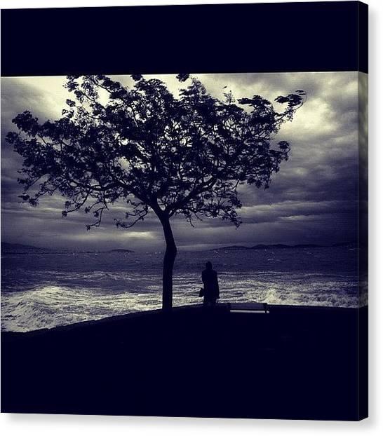 Turkish Canvas Print - #aloneman #photooftheday #picoftheday by Ozan Goren