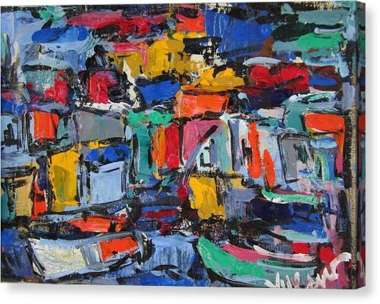 Amalfi 35 Canvas Print