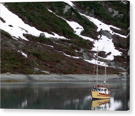 Anchorage Perfection Canvas Print