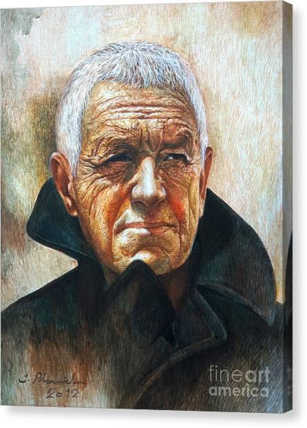 Andrew Newell Wyeth Canvas Print