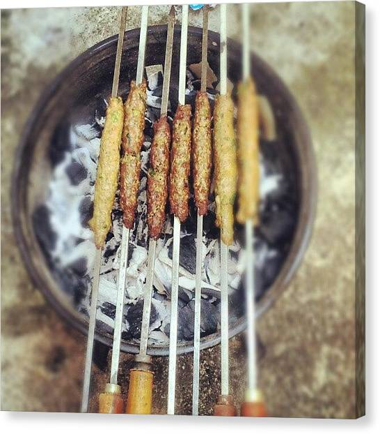 Persians Canvas Print - Annual Bbq With My Brothers. #awesome by Mohsen Khan   Alexander Pathan Yusufzai