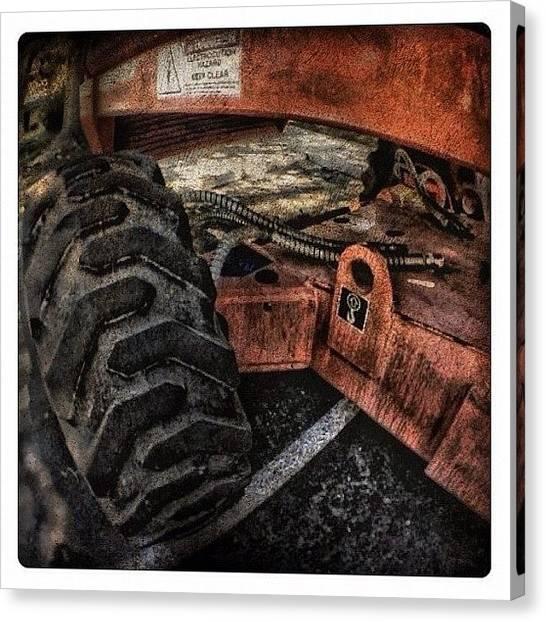 Bikini Canvas Print - Another Lift Truck Picture! Las Vegas by Rodino Ayala
