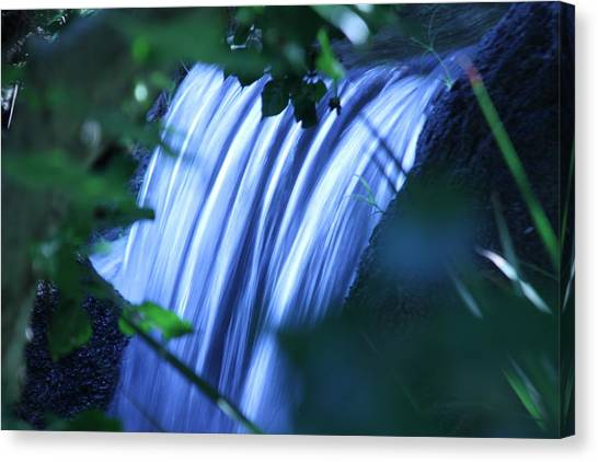 Another Waterfall Canvas Print