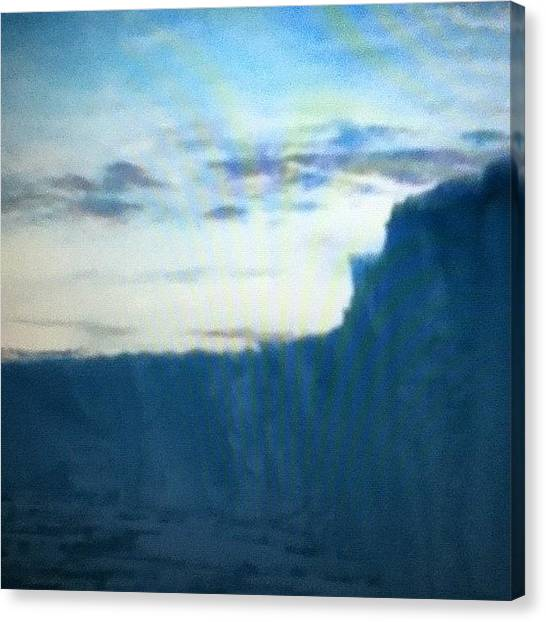 Kiss Canvas Print - Antarctique ( : by Kiss Inthefog