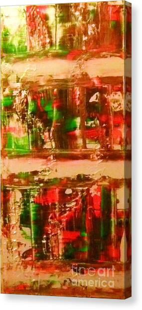 Apartment 721 Canvas Print