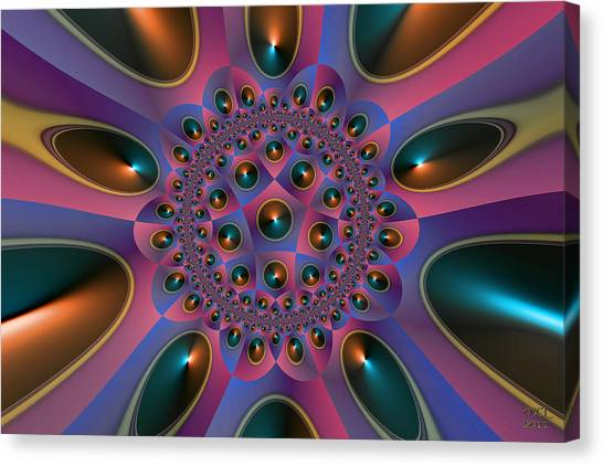 Approaching Apotheosis Canvas Print by Manny Lorenzo