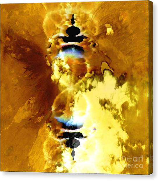 Arabian Dreams Number 2 Canvas Print