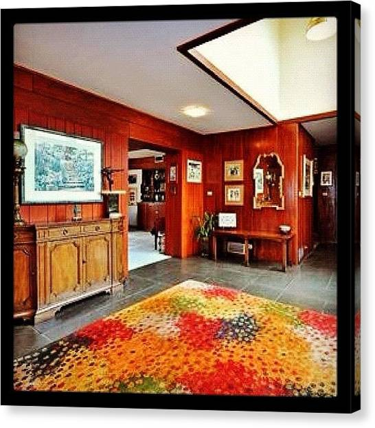 Soccer Leagues Canvas Print - Architect Victor Civkin's Work In by Laffey Fine Homes