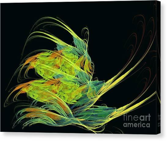 Argonaut Canvas Print