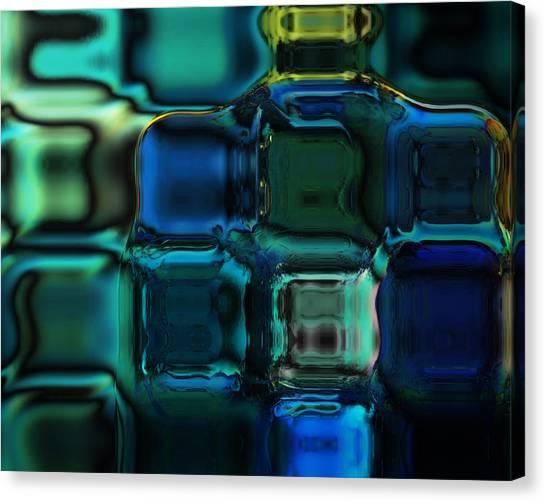Artisan Glass Canvas Print