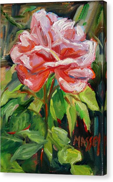 As Sweet Canvas Print by Marie Massey