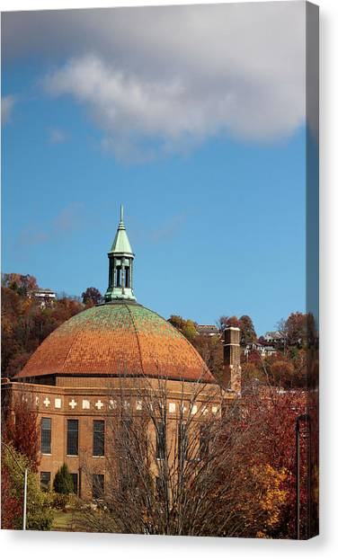 Asheville Beauty Canvas Print