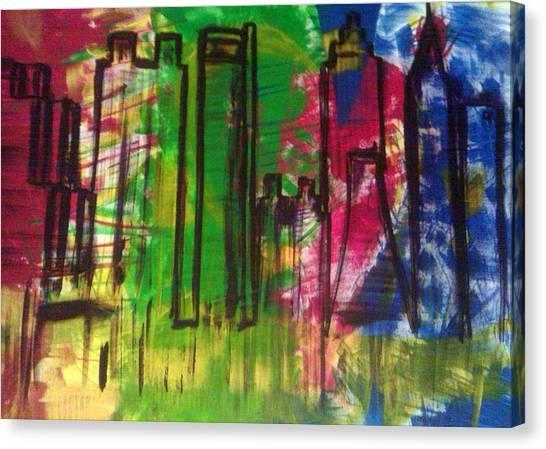 Atlanta Canvas Print by Ari Meier